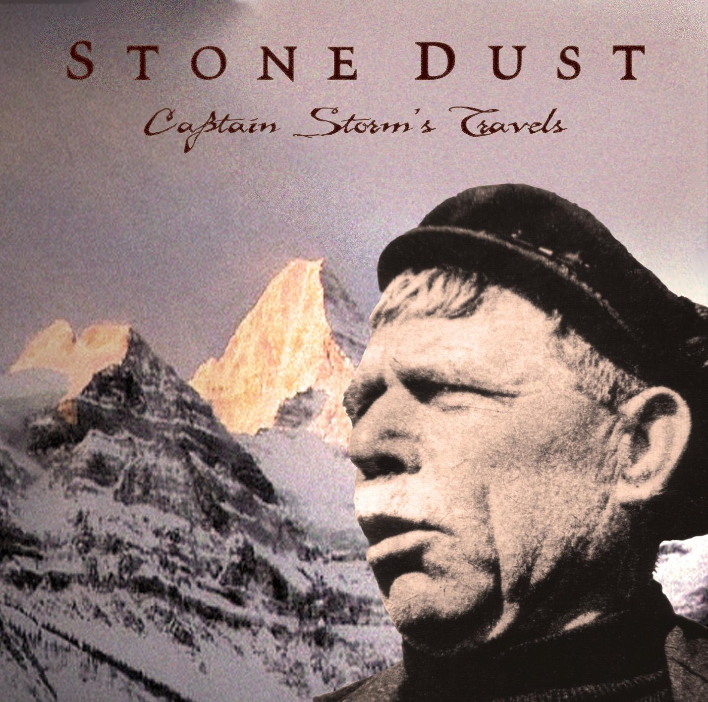 Stone Dust - Captain Storm's Travels CD-productie